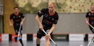 Unihockey, Lukas Wildhaber